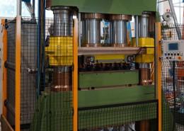 In Line Presses Bonded - MDM-300-2C-DP-400T