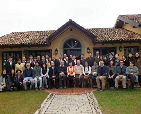 China meeting Maternini