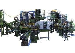 Rotary Presses - MDM-250-3C-R10-120T