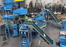 Rotary Presses - MDM-550-3C-R12-600T