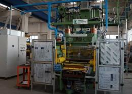 In Line Presses Bonded - MDM-560-4C-700T