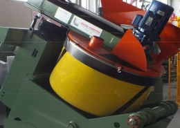 MDM 70/120 kg inclined mixer