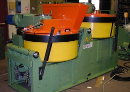 MDM uniblock mixing machines